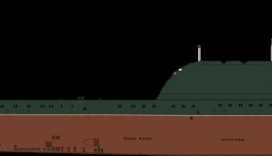 К-19 — атомная подводная лодка проекта 658 с баллистическими ядерными ракетами, первый советский атомный ракетоносец. За многочисленные аварии лодка имела на флоте прозвище «Хиросима».