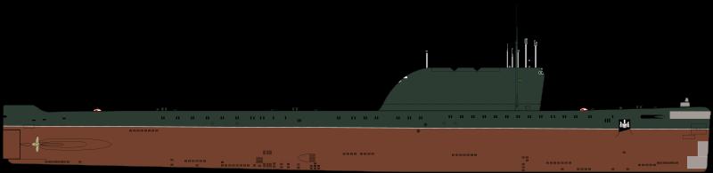 Закладка K-19 состоялась 17 октября 1958 года. Спуск на воду — 11 октября 1959 года. 12 июля 1960 года поднят Военно-Морской флаг, на следующий день начаты ходовые испытания. 12 ноября 1960 года Государственной комиссией подписан приемный акт о завершении государственных испытаний, вступила в строй.