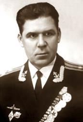 Капитан К-19 Затеев